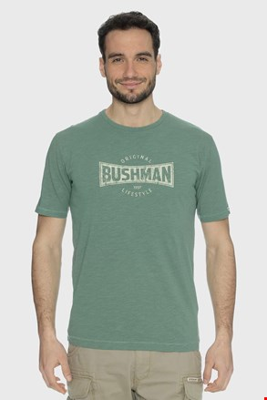 Зелена футболка Bushman Symbol