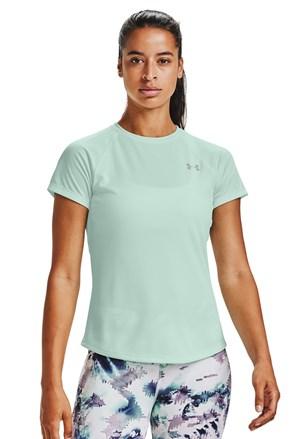 Зелена спортивна футболка Under Armour Speed