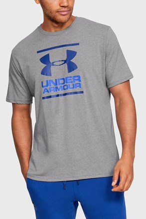 Сіро-синя футболка Under Armour Foundation