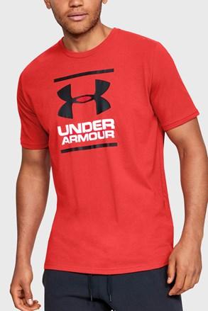 Помаранчева футболка Under Armour Foundation