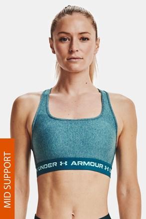 Бірюзовий спортивний бюстгальтер Under Armour Crossback Heather