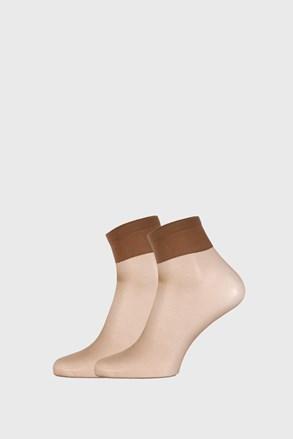 2 ПАРИ жіночих нейлонових шкарпеток 20 DEN II