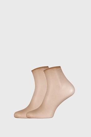 2 ПАРИ жіночих нейлонових шкарпеток 10 DEN II