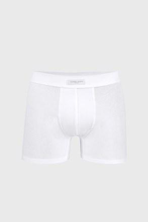 Білі боксерки Cotton Nature