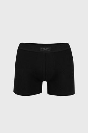 Чоловічі боксерки Cotton Nature чорні
