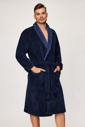 Темно-синій халат Professor I