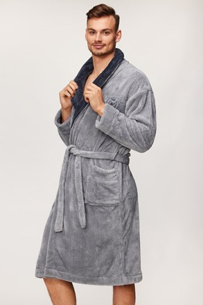 Сірий халат Professor