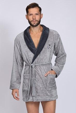 Сірий халат Professor BJ