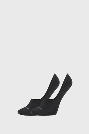 2 ПАРИ жіночих шкарпеток Calvin Klein Jessica чорні