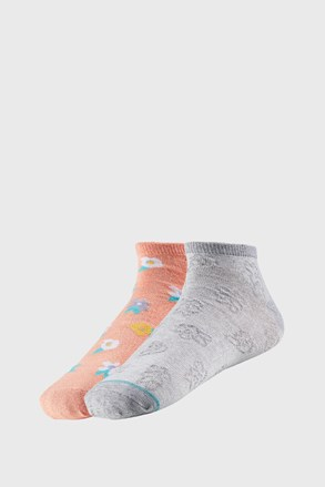 2 ПАРИ жіночих низьких шкарпеток Claretta