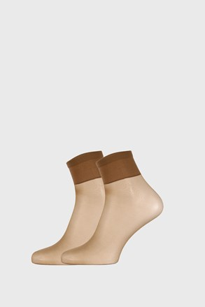 2 ПАРИ жіночих нейлонових шкарпеток 10 DEN