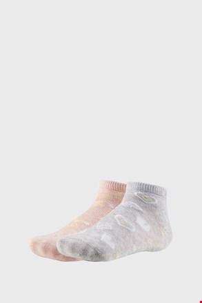 2 ПАРИ низьких шкарпеток для дівчаток Summer