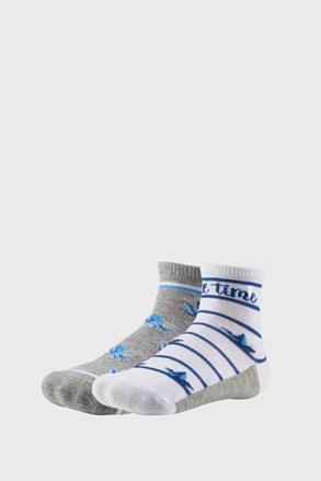 2 ПАРИ шкарпеток для хлопчиків Time