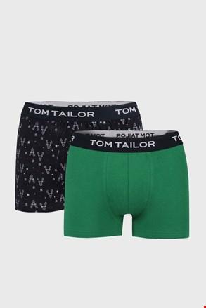 2 ШТ синьо-зелених боксерок Tom Tailor
