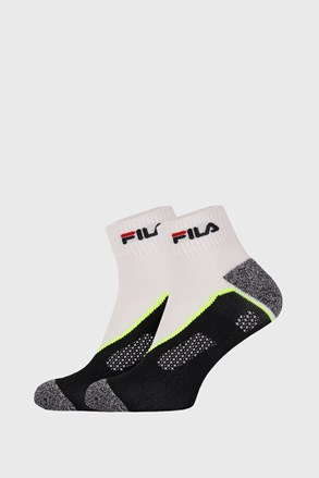 2 ПАРИ шкарпеток FILA Running White