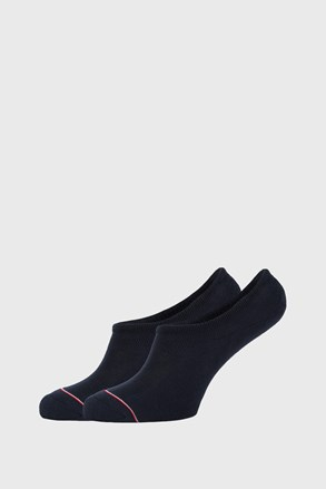 2 ПАРИ синіх низьких шкарпеток Tommy Hilfiger Iconic
