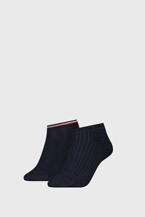 2 ПАРИ жіночих шкарпеток Tommy Hilfiger Waffle Navy