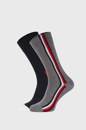 2 ПАРИ високих шкарпеток Tommy Hilfiger Iconic Hidden
