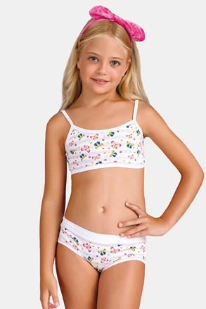 Комплект для дівчаток топ і трусики Butterfly I