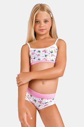 Комплект для дівчаток - топ і трусики Butterfly III