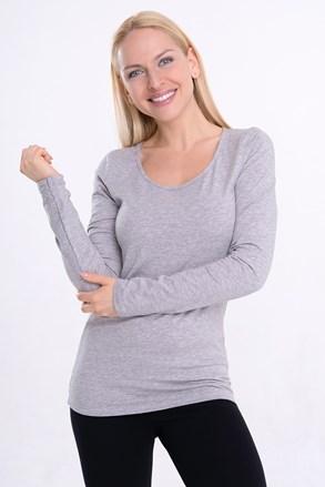 Жіноча футболка Lunga з довгими рукавами