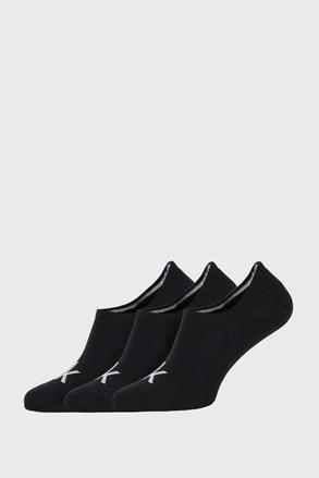 3 ПАРИ чорних шкарпеток Calvin Klein Albert