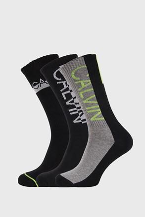 3 ПАРИ високих шкарпеток Calvin Klein Jesse