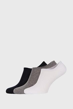 3 ПАРИ дитячих низьких шкарпеток