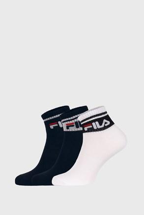 3 ПАРИ жіночих шкарпеток FILA Navy