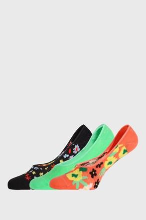 3 ПАРИ шкарпеток Happy Socks Flower