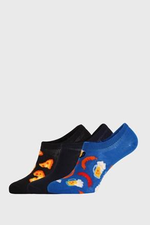 3 ПАРИ шкарпеток Happy Socks Junkfood No Show