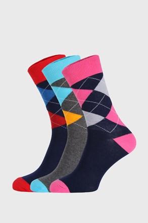 3 ПАРИ шкарпеток Bellinda Crazy Socks