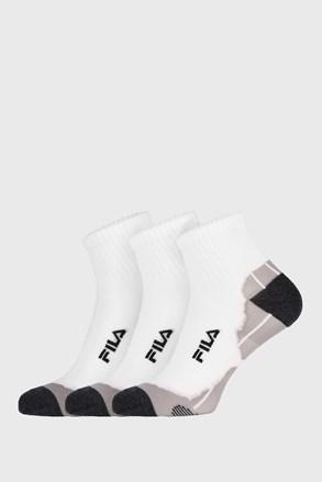 3 ПАРИ білих шкарпеток FILA Multisport