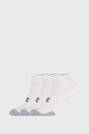 3 ПАРИ білих шкарпеток Under Armour Locut