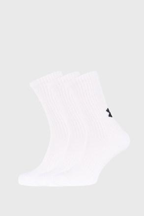 3 ПАРИ високих білих шкарпеток Core Under Armour