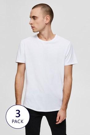3 ШТ футболок Selected Homme New Pima