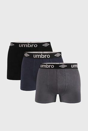 3 ШТ боксерок Umbro Organic cotton