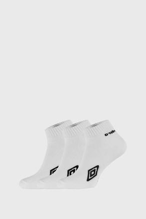3 ПАРИ коротких білих шкарпеток Umbro