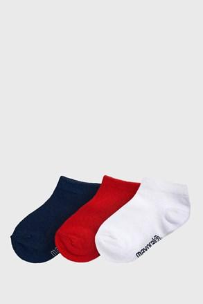 3 ПАРИ дитячих низьких шкарпеток Jungle