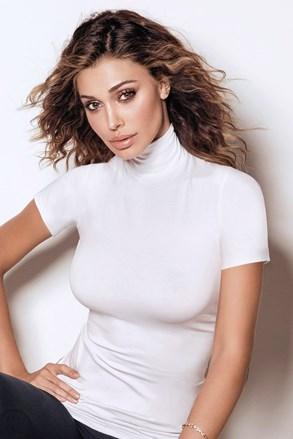 Жіноча бавовняна футболка Erica