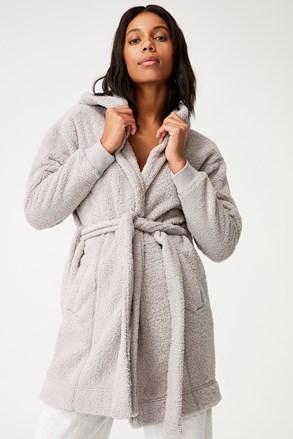 Жіночий теплий халат Lounge