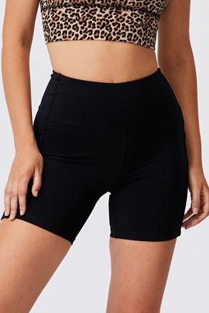 Жіночі чорні спортивні шорти I