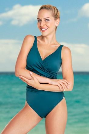 Жіночий суцільний купальник Diana Green