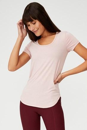Спортивна футболка Gym рожева