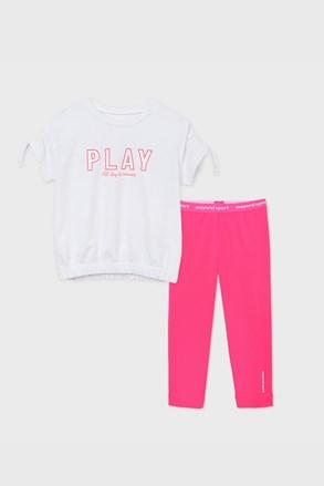 Спортивний комплект для дівчинки Play