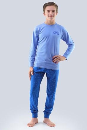 Піжама для хлопчиків Atlantic світло-синя