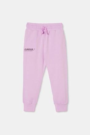 Спортивні штани для дівчаток Violet