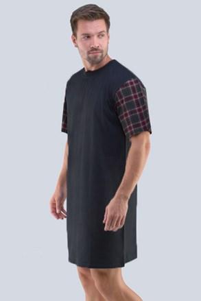 Темно-синя нічна сорочка Randal