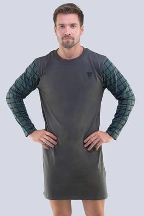 Темно-сіра нічна сорочка Hector