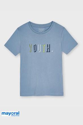 Футболка для хлопчиків Mayoral Youth синя